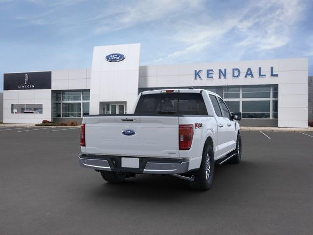 2021 Ford F-150 SuperCrew Cab 4x4, Pickup #F38241 - photo 12