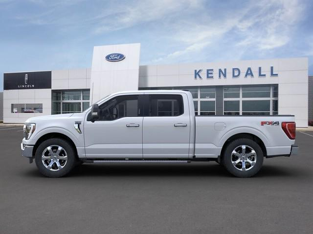 2021 Ford F-150 SuperCrew Cab 4x4, Pickup #F38249 - photo 4