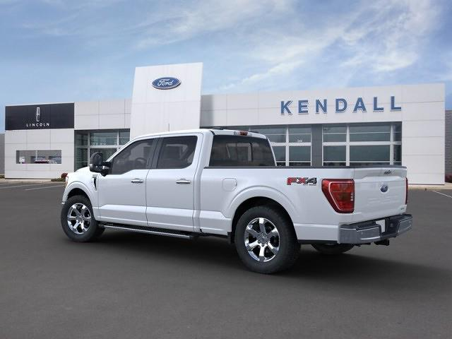 2021 Ford F-150 SuperCrew Cab 4x4, Pickup #F38249 - photo 2
