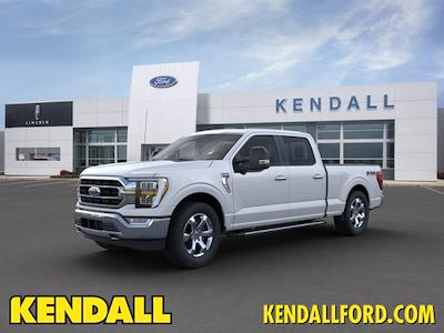 2021 Ford F-150 SuperCrew Cab 4x4, Pickup #F38249 - photo 1