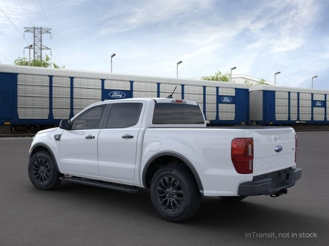 2020 Ford Ranger SuperCrew Cab 4x4, Pickup #F38279 - photo 2