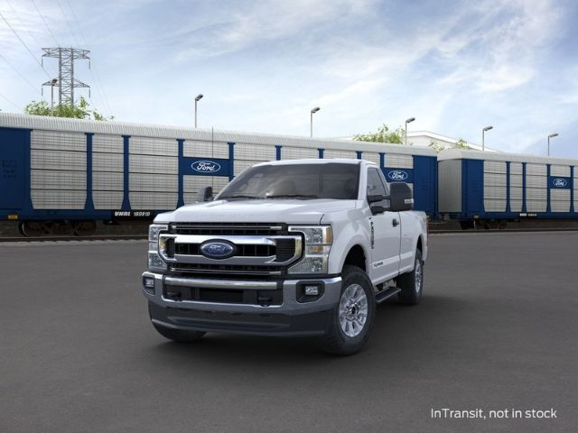 2021 Ford F-250 Regular Cab 4x4, Pickup #F38364 - photo 3
