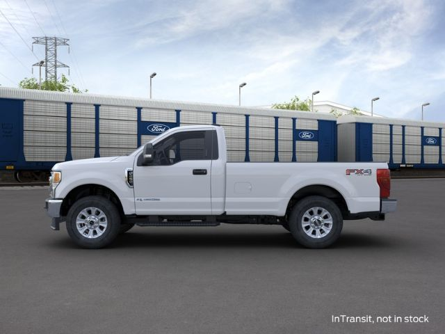 2021 Ford F-250 Regular Cab 4x4, Pickup #F38364 - photo 4