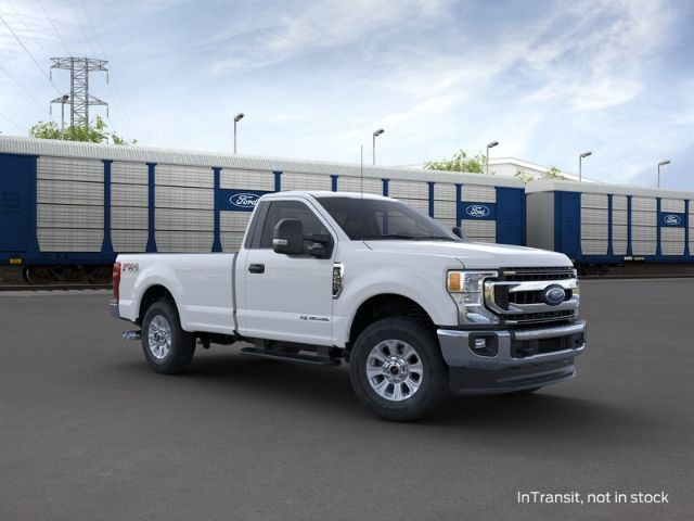 2021 Ford F-250 Regular Cab 4x4, Pickup #F38364 - photo 7