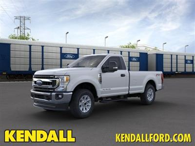 2021 Ford F-250 Regular Cab 4x4, Pickup #F38364 - photo 1