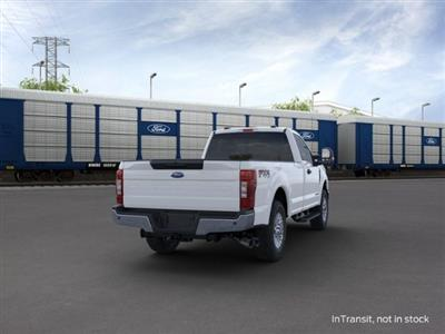 2021 Ford F-250 Regular Cab 4x4, Pickup #F38364 - photo 8
