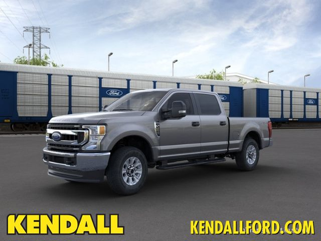 2021 Ford F-250 Crew Cab 4x4, Pickup #F38420 - photo 1