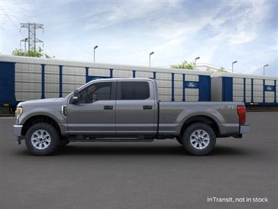 2021 Ford F-250 Crew Cab 4x4, Pickup #F38420 - photo 4