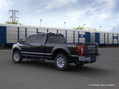 2021 Ford F-250 Crew Cab 4x4, Pickup #F38421 - photo 2
