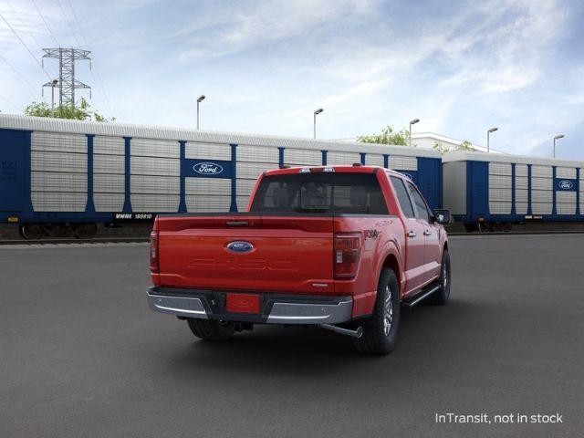 2021 Ford F-150 SuperCrew Cab 4x4, Pickup #F38426 - photo 8