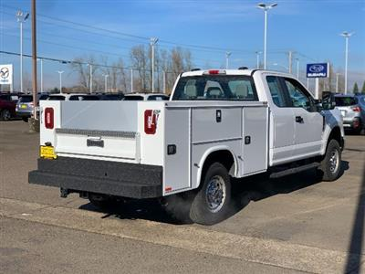 2020 Ford F-250 Super Cab 4x4, Service Body #F38435 - photo 2