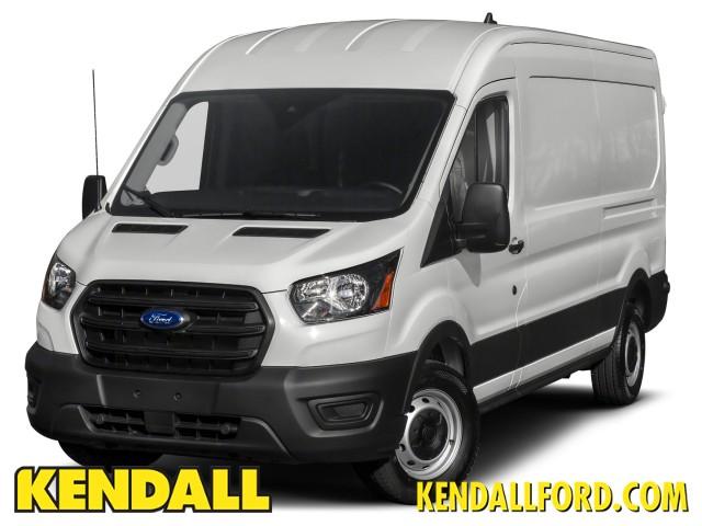 2021 Ford Transit 250 Medium Roof AWD, Empty Cargo Van #F38487 - photo 1