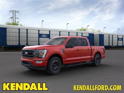 2021 Ford F-150 SuperCrew Cab 4x4, Pickup #F38490 - photo 1