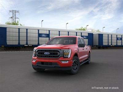 2021 Ford F-150 SuperCrew Cab 4x4, Pickup #F38490 - photo 3