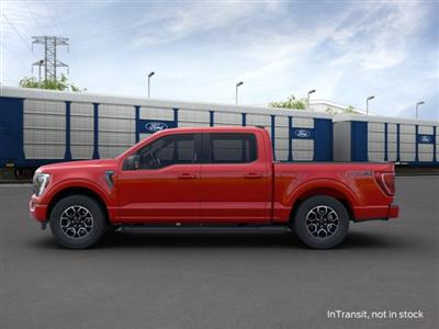2021 Ford F-150 SuperCrew Cab 4x4, Pickup #F38490 - photo 4