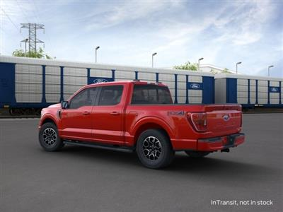 2021 Ford F-150 SuperCrew Cab 4x4, Pickup #F38490 - photo 2