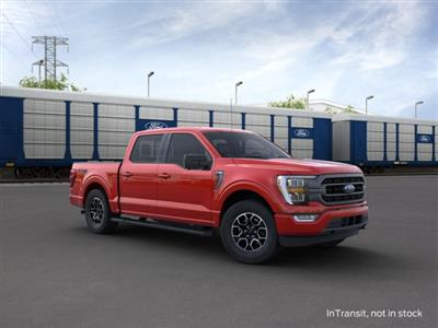 2021 Ford F-150 SuperCrew Cab 4x4, Pickup #F38490 - photo 6