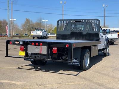 2021 Ford F-450 Super Cab DRW 4x4, Platform Body #F38524 - photo 7