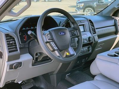 2021 Ford F-450 Super Cab DRW 4x4, Platform Body #F38524 - photo 9
