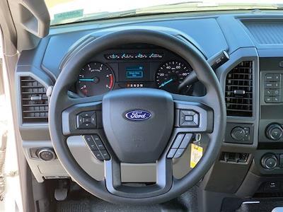2021 Ford F-450 Super Cab DRW 4x4, Platform Body #F38524 - photo 10