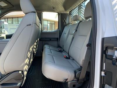 2021 Ford F-450 Super Cab DRW 4x4, Platform Body #F38524 - photo 19
