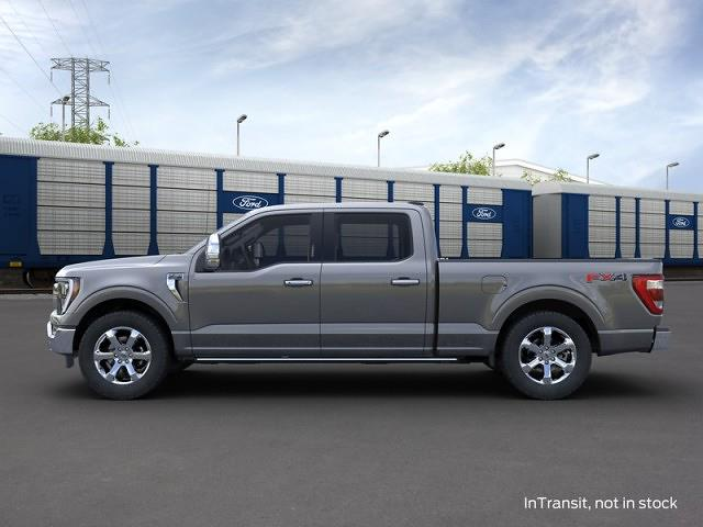 2021 Ford F-150 SuperCrew Cab 4x4, Pickup #F38527 - photo 4