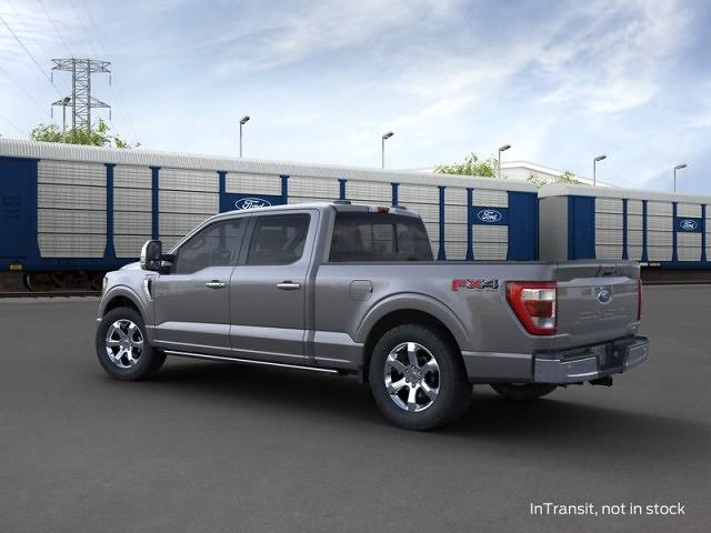 2021 Ford F-150 SuperCrew Cab 4x4, Pickup #F38527 - photo 2