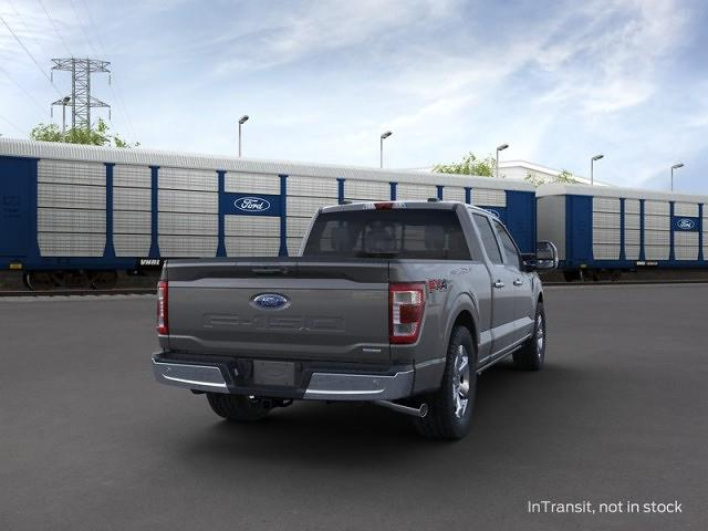 2021 Ford F-150 SuperCrew Cab 4x4, Pickup #F38527 - photo 8