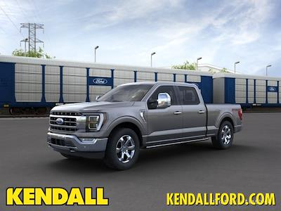2021 Ford F-150 SuperCrew Cab 4x4, Pickup #F38527 - photo 1