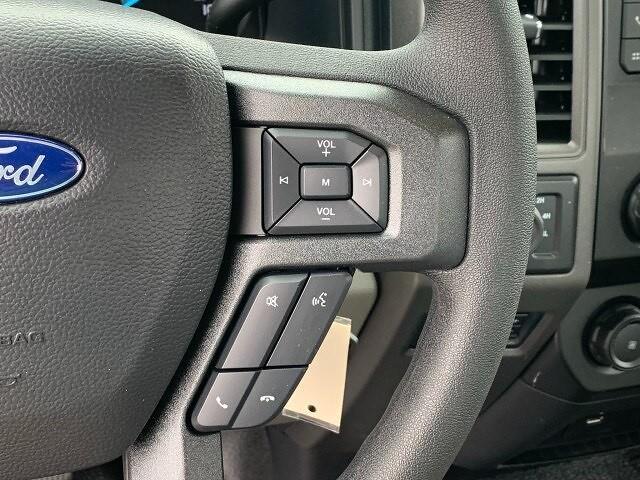 2021 Ford F-550 Regular Cab DRW 4x4, Contractor Body #F38617 - photo 13
