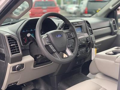 2021 Ford F-550 Regular Cab DRW 4x4, Contractor Body #F38617 - photo 10