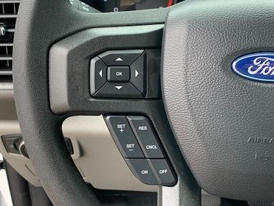 2021 Ford F-550 Regular Cab DRW 4x4, Contractor Body #F38617 - photo 12