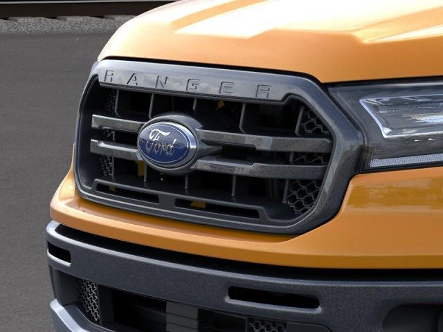 2021 Ford Ranger Super Cab 4x4, Pickup #F38640 - photo 10