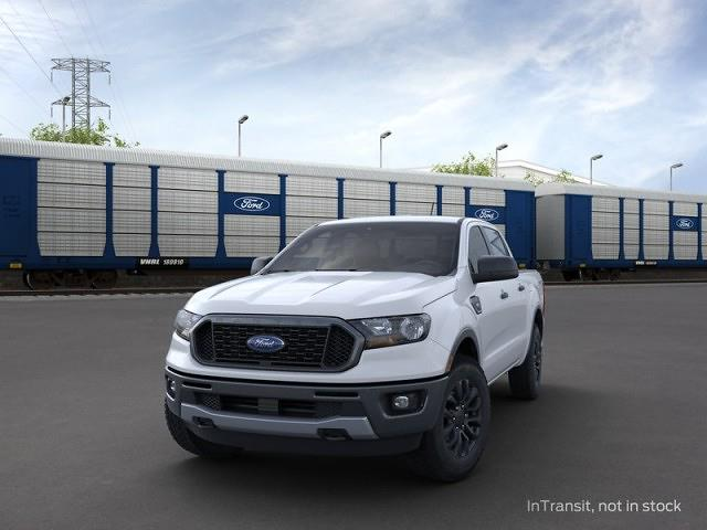2021 Ford Ranger SuperCrew Cab 4x4, Pickup #F38654 - photo 3