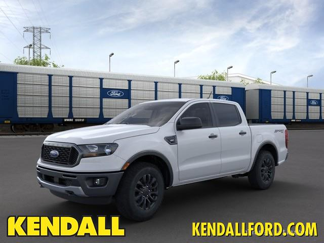 2021 Ford Ranger SuperCrew Cab 4x4, Pickup #F38654 - photo 1