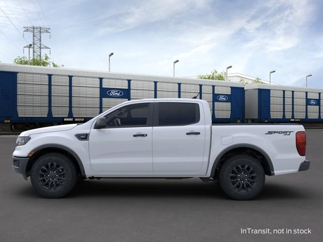 2021 Ford Ranger SuperCrew Cab 4x4, Pickup #F38654 - photo 4