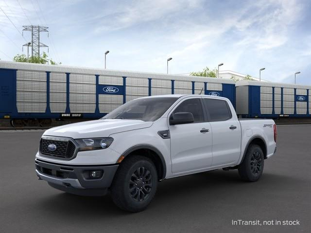 2021 Ford Ranger SuperCrew Cab 4x4, Pickup #F38654 - photo 24