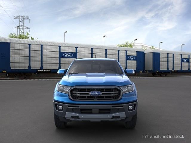 2021 Ford Ranger SuperCrew Cab 4x4, Pickup #F38655 - photo 5