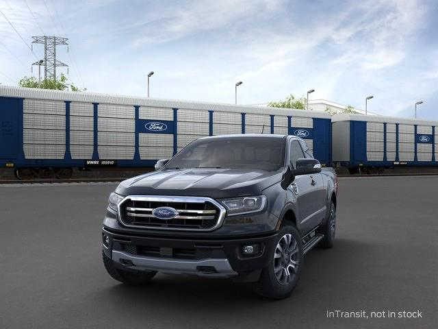 2021 Ford Ranger Super Cab 4x4, Pickup #F38660 - photo 3