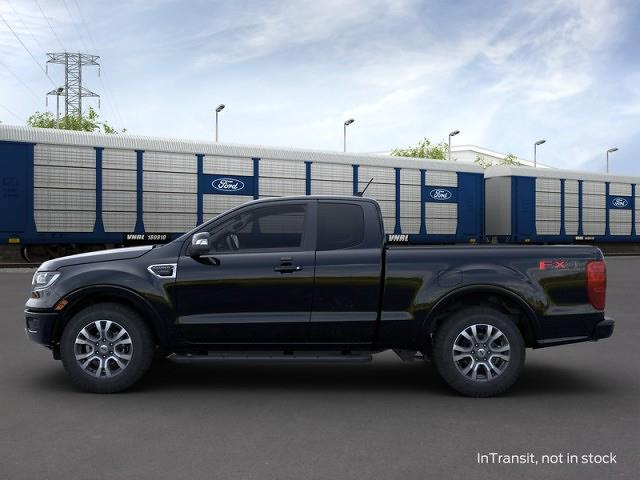 2021 Ford Ranger Super Cab 4x4, Pickup #F38660 - photo 4
