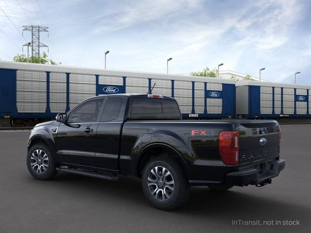 2021 Ford Ranger Super Cab 4x4, Pickup #F38660 - photo 2