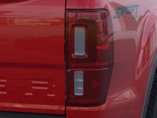 2021 Ford Ranger Super Cab 4x4, Pickup #F38661 - photo 20