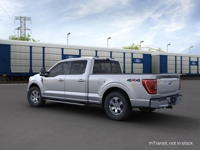 2021 Ford F-150 SuperCrew Cab 4x4, Pickup #F38670 - photo 2