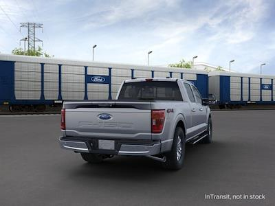 2021 Ford F-150 SuperCrew Cab 4x4, Pickup #F38670 - photo 8