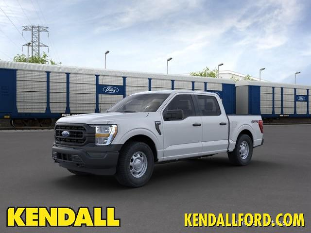 2021 Ford F-150 SuperCrew Cab 4x4, Pickup #F38687 - photo 1