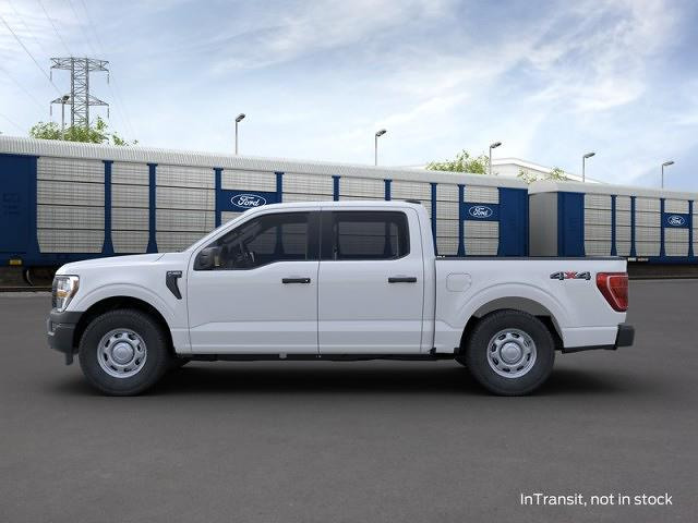 2021 Ford F-150 SuperCrew Cab 4x4, Pickup #F38687 - photo 4