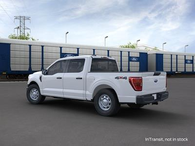 2021 Ford F-150 SuperCrew Cab 4x4, Pickup #F38687 - photo 2
