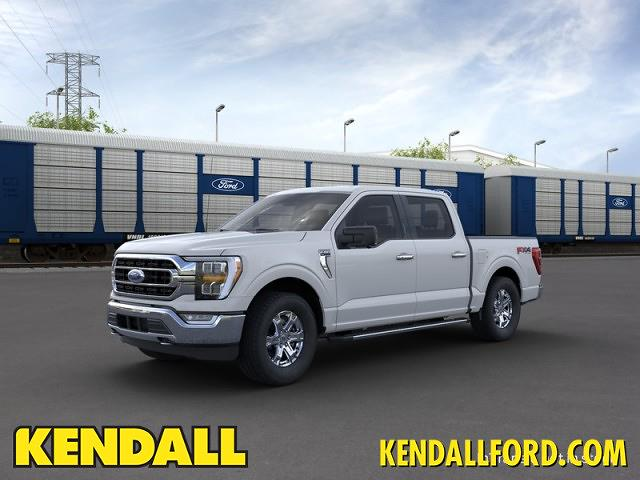 2021 Ford F-150 SuperCrew Cab 4x4, Pickup #F38689 - photo 1