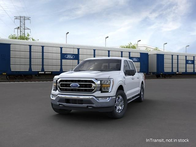 2021 Ford F-150 SuperCrew Cab 4x4, Pickup #F38689 - photo 3