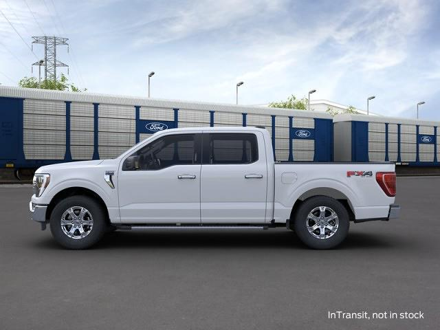 2021 Ford F-150 SuperCrew Cab 4x4, Pickup #F38689 - photo 4